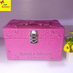 Portable Pink Gift Trunk | Arts & Crafts for sale in Lagos State, Surulere