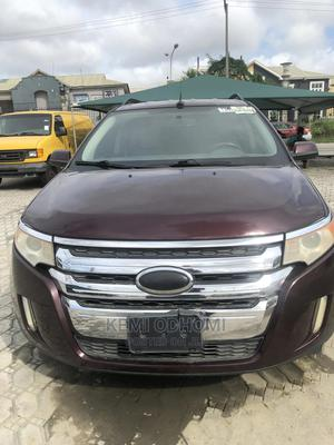 Ford Edge 2011 SE 4dr FWD (3.5L 6cyl 6A) Brown | Cars for sale in Lagos State, Ajah