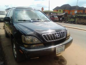 Lexus RX 2003 300 4WD Black | Cars for sale in Abia State, Umuahia