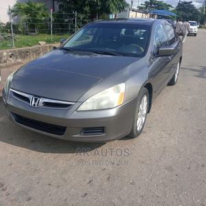 Honda Accord 2006 2.4 Type S Automatic Gray   Cars for sale in Lagos State, Ikeja