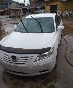 Toyota Camry 2007 White   Cars for sale in Lagos State, Ojodu
