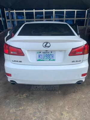 Lexus IS 2008 350 White   Cars for sale in Delta State, Warri