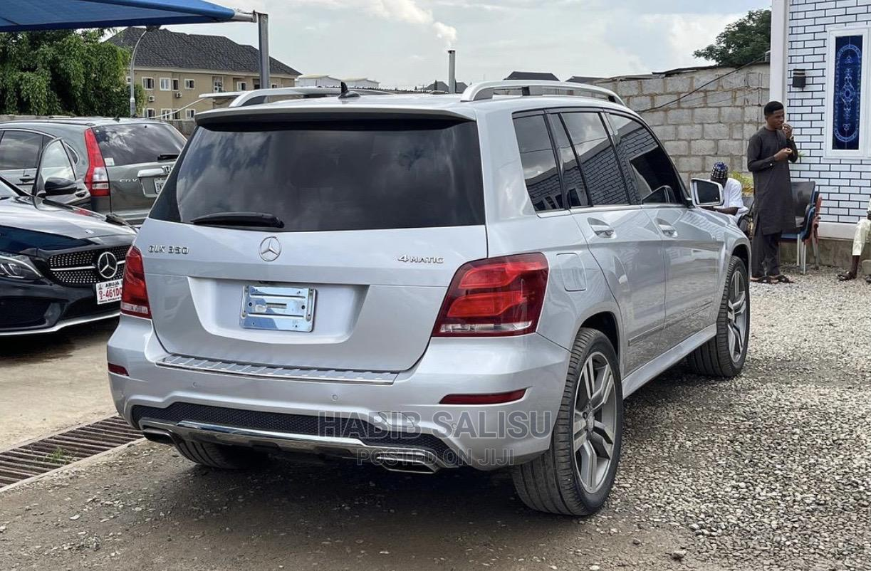 Mercedes-Benz GLK-Class 2013 Silver | Cars for sale in Jahi, Abuja (FCT) State, Nigeria