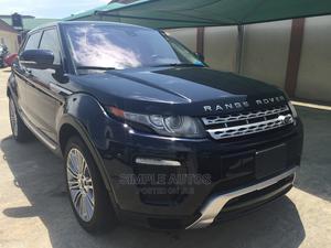 Land Rover Range Rover Evoque 2013 Pure Plus AWD Blue | Cars for sale in Lagos State, Amuwo-Odofin