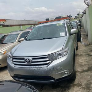 Toyota Highlander 2012 Limited Silver | Cars for sale in Lagos State, Agege