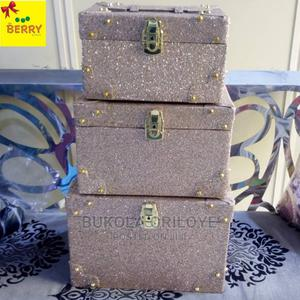 Set of 3sequence Gift Trunks | Arts & Crafts for sale in Lagos State, Surulere