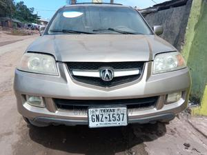 Acura MDX 2004 Sport Utility Gold   Cars for sale in Lagos State, Amuwo-Odofin