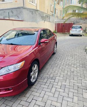 Toyota Camry 2008 2.4 SE Automatic Red | Cars for sale in Lagos State, Ikeja