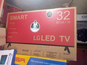 LG LED Smart TV 32inch   Home Appliances for sale in Lagos State, Ikeja