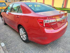 Toyota Camry 2012 Red | Cars for sale in Lagos State, Ogba
