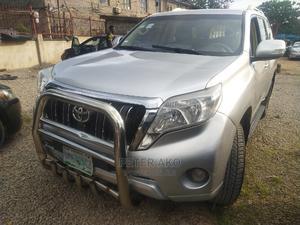 Toyota Land Cruiser Prado 2013 4.0 i Silver | Cars for sale in Abuja (FCT) State, Garki 2