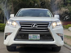Lexus GX 2015 460 Luxury White   Cars for sale in Abuja (FCT) State, Asokoro