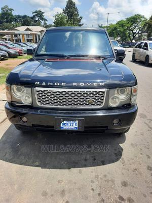 Land Rover Range Rover Vogue 2007 Black | Cars for sale in Cross River State, Calabar