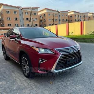 Lexus RX 2017 350 FWD Red | Cars for sale in Lagos State, Ikeja