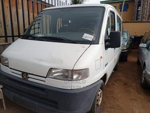 Tokunbo Peugeot Boxer 2002 White | Buses & Microbuses for sale in Lagos State, Isolo