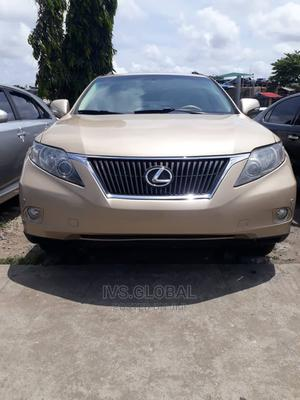 Lexus RX 2011 Gold | Cars for sale in Lagos State, Surulere