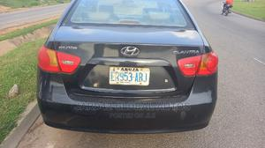 Hyundai Elantra 2009 1.6 Black | Cars for sale in Abuja (FCT) State, Lugbe District