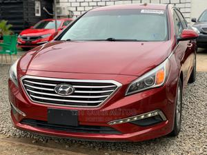 Hyundai Sonata 2014 Red | Cars for sale in Lagos State, Ikeja