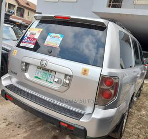 Honda Pilot 2006 Silver | Cars for sale in Lagos State, Agege