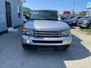 Land Rover Range Rover 2007 Silver | Cars for sale in Lagos State, Lekki