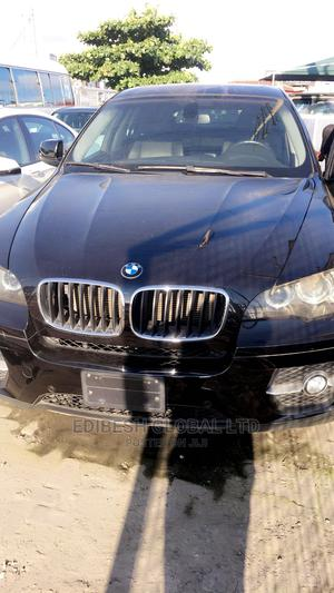 BMW X6 2006 Black | Cars for sale in Lagos State, Ajah