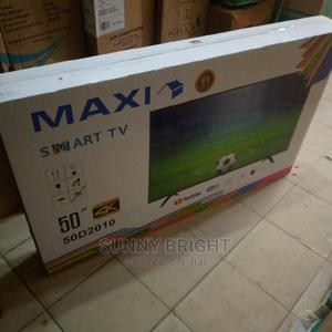 Maxi Smart Tv | TV & DVD Equipment for sale in Abuja (FCT) State, Wuse