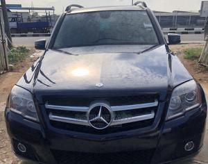 Mercedes-Benz GLK-Class 2012 350 4MATIC Blue | Cars for sale in Lagos State, Ojodu