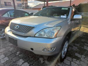 Lexus RX 2004 330 Silver   Cars for sale in Lagos State, Ikeja