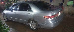 Honda Accord 2005 Automatic Silver | Cars for sale in Abuja (FCT) State, Karu