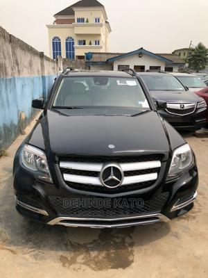 Mercedes-Benz GLK-Class 2015 Black | Cars for sale in Lagos State, Ojodu