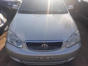 Toyota Corolla 2004 Sedan Automatic Silver | Cars for sale in Lagos State, Isolo