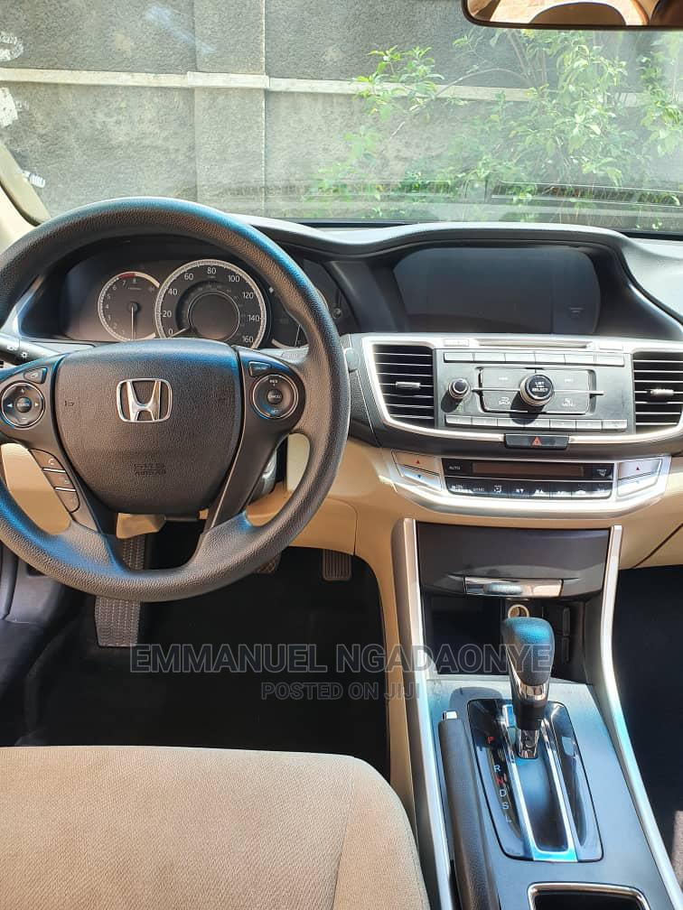 Honda Accord 2013 Red | Cars for sale in Central Business District, Abuja (FCT) State, Nigeria