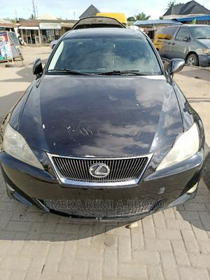 Lexus IS 2006 250 AWD Black | Cars for sale in Lagos State, Ojo