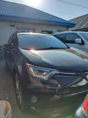 Toyota RAV4 2017 Black | Cars for sale in Lagos State, Surulere