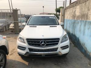 Mercedes-Benz M Class 2014 White   Cars for sale in Lagos State, Ojodu