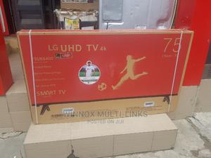 Brand New LG 75 Inches Smart Tv (4k Picture Resolution ) | TV & DVD Equipment for sale in Lagos State, Ikoyi