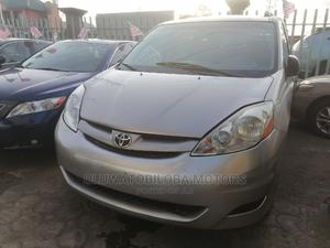 Toyota Sienna 2008 LE AWD Gold | Cars for sale in Lagos State, Alimosho