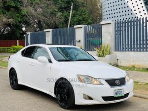 Lexus IS 2008 250 White   Cars for sale in Abuja (FCT) State, Central Business District