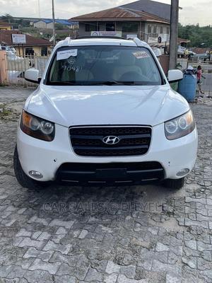 Hyundai Santa Fe 2007 2.7 Automatic White | Cars for sale in Oyo State, Ibadan