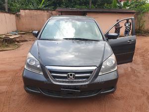 Honda Odyssey 2006 2.4 2WD Gray | Cars for sale in Lagos State, Ifako-Ijaiye