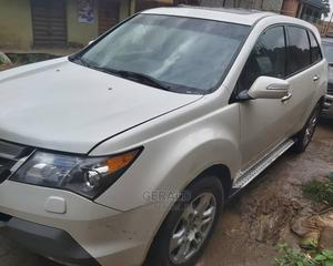 Acura MDX 2009 SUV 4dr AWD (3.7 6cyl 5A) White | Cars for sale in Lagos State, Alimosho