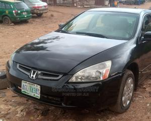 Honda Accord 2004 Automatic Black   Cars for sale in Abuja (FCT) State, Durumi