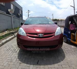 Toyota Sienna 2008 Red | Cars for sale in Lagos State, Amuwo-Odofin