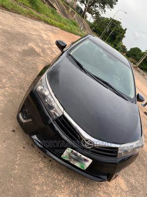 Toyota Corolla 2015 Black | Cars for sale in Benue State, Makurdi
