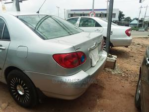 Toyota Corolla 2005 Silver | Cars for sale in Lagos State, Ikeja