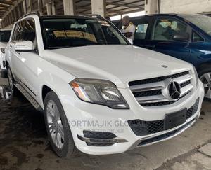 Mercedes-Benz GLK-Class 2014 350 White   Cars for sale in Lagos State, Amuwo-Odofin