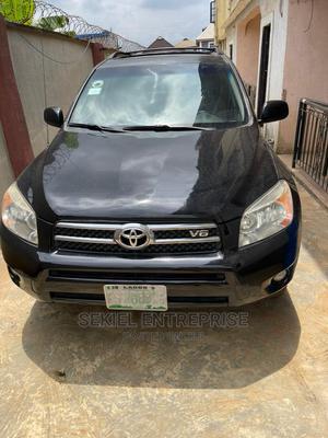 Toyota RAV4 2007 Limited V6 4x4 Black | Cars for sale in Lagos State, Ikotun/Igando