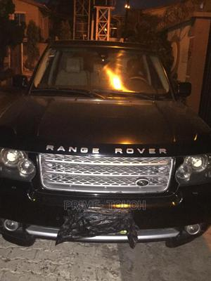 Land Rover Range Rover Sport 2012 HSE 4x4 (5.0L 8cyl 6A) Black | Cars for sale in Lagos State, Surulere