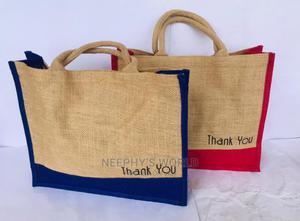1pc of Jute Bag   Bags for sale in Lagos State, Lagos Island (Eko)