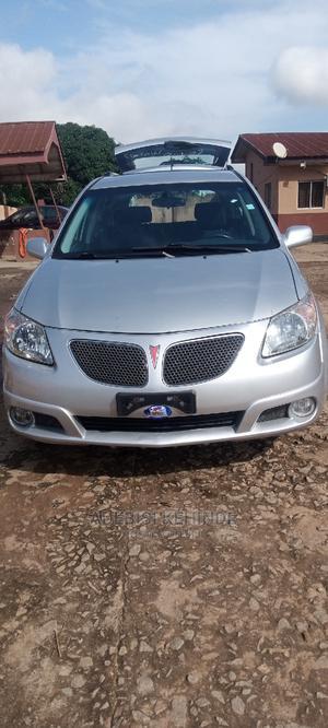 Pontiac Vibe 2008 Silver | Cars for sale in Osun State, Ilesa